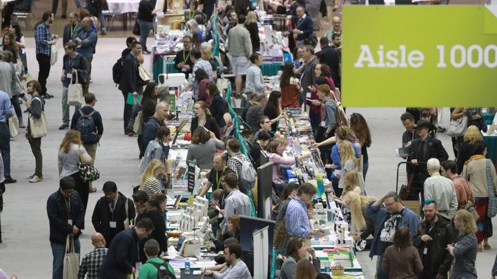 #AWP20 Bookfair