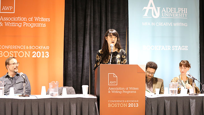 #AWP20 Bookfair Stage