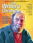 September 2019 Writer's Chronicle Cover
