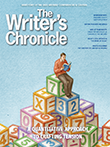 February 2020 Writer's Chronicle Cover