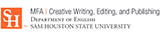 Sam Houston State University MFA in Creative Writing
