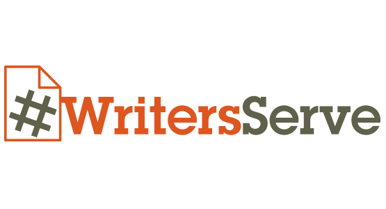 #WritersServe Logo