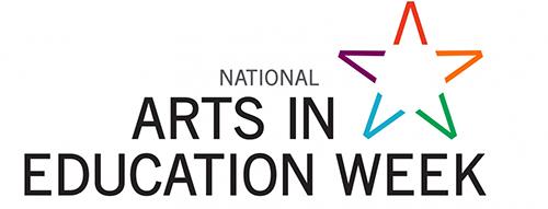 Arts Ed Week Logo