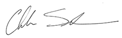 Chloe Schwenke Signature