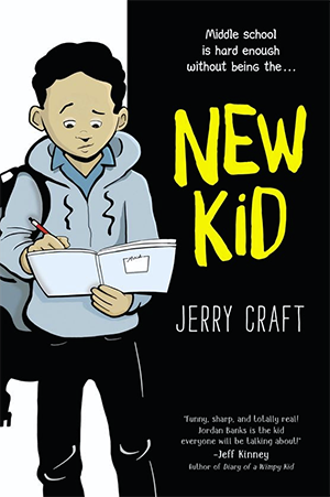 Cover of New Kid