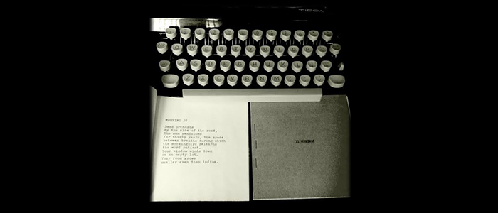 """Snapping Intimately Within the Air"": The Radical Humanity of the Hand-Typed Chipbook by Kathleen Rooney"