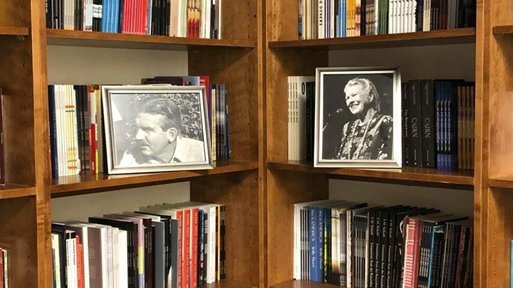 Dispatch from the Poetry Cave: On the Pleasures & Challenges of Coordinating the Kingsley & Kate Tufts Awards by Genevieve Kaplan, April 2019